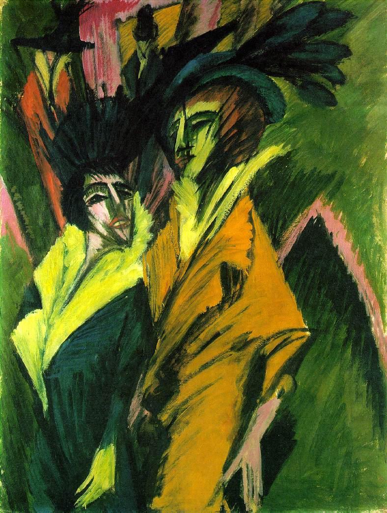 kirchner-two-women-in-the-street