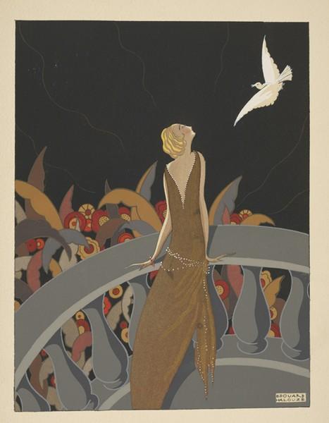 "Edouard Halouze's ""Le Messager"""