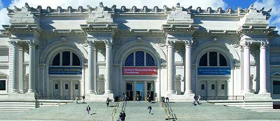 Metropolitan Museum facade