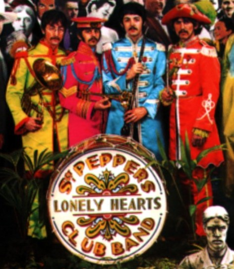 Beatles - Sgt Pepper's Lonely Hearts Club Band
