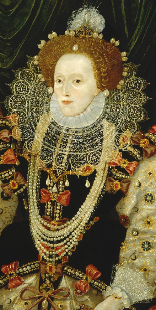queen elizabeth 1 portrait. Queen Elizabeth I
