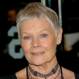 judi dench actress